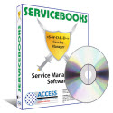 service books field service mangement software